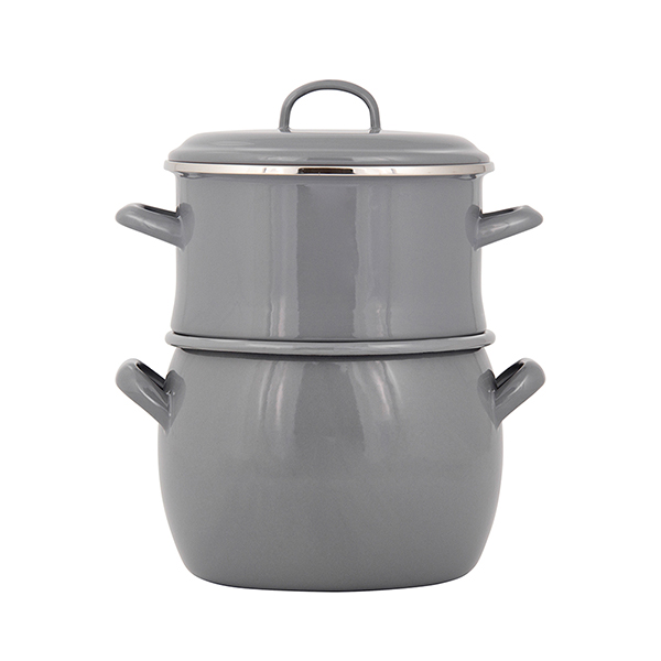 Pakke Bellied Pot and Colander i gruppen Pakke hos Kockums Jernverk AB (PA-9901-003)